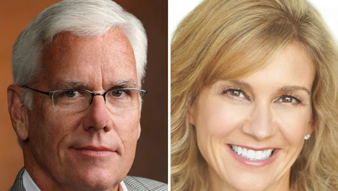 Kevin Mansell will retire as CEO of Kohl's Corp. next May. Succeeding him will be Michelle Gass.