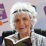 Canadian Alice Munro Wins Literature Nobel Prize