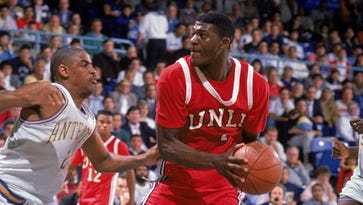 Larry Johnson is the best player in UNLV history.