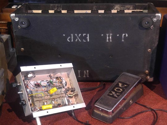 Jimi Hendrix items to be auctioned in Scottsdale.