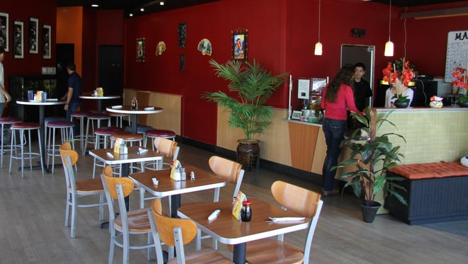 Maya Maya, located in South Salem, specializes in Filipino and Hawaiian dishes.