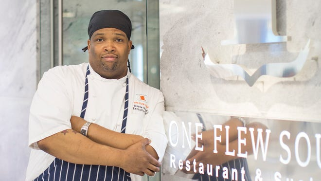 "Chef Duane Nutter, a contestant on ""Iron Chef America"" and the executive chef of One Flew South, a restaurant offering upscale travel dining in Atlanta's Hartsfield-Jackson International Airport, will be one of the celebrity chefs visiting Pensacola for WSRE's 26th annual Wine and Food Classic."