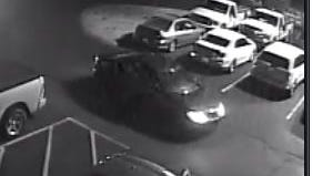 Clarksville Police is requesting assistance in identifying this vehicle and the people inside.