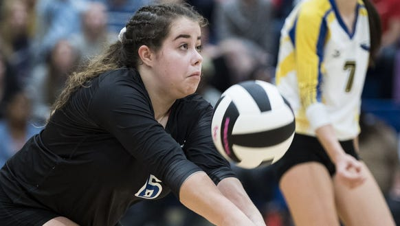 Eastside's Katherine McClure was named to the Class