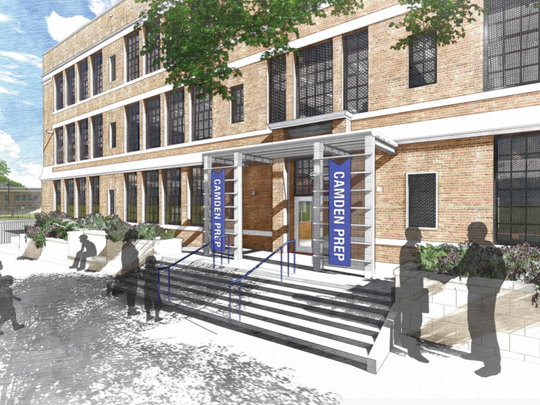 Uncommon Schools plans to spend more than $25 million on improvements to the Bonsall school building in Camden.