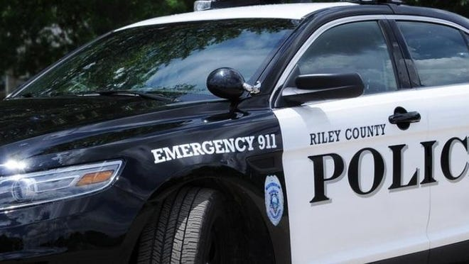 Two officers of the Riley County Police Department shot a man early Friday morning.