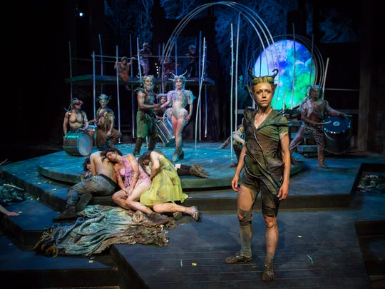 "Spirits abound in American Players Theatre's production of ""A Midsummer Night's Dream."""