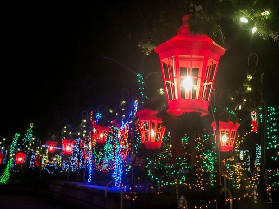 Christmas Magic at Rocky Ridge County Park Thursday,