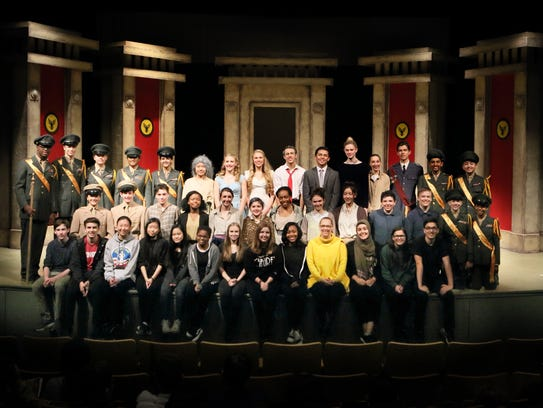 """Pingry's Drama Department presented Sophocles's """"Antigone"""""""