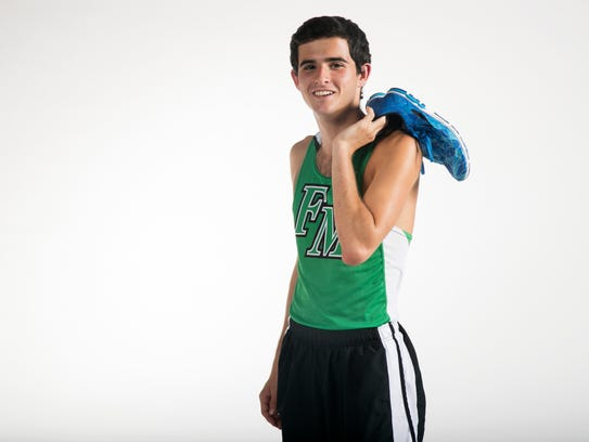 Kyle Skinner, Fort Myers, Cross Country All-Area