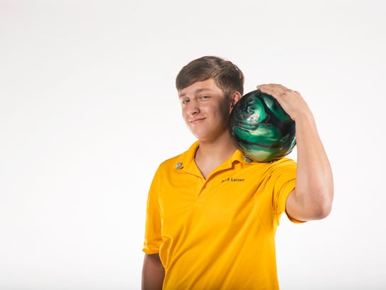 Nick Larsen, Island Coast, Bowling All-Area