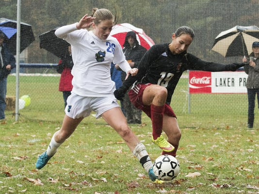 CVU vs. Colchester Girls Soccer 10/22/16