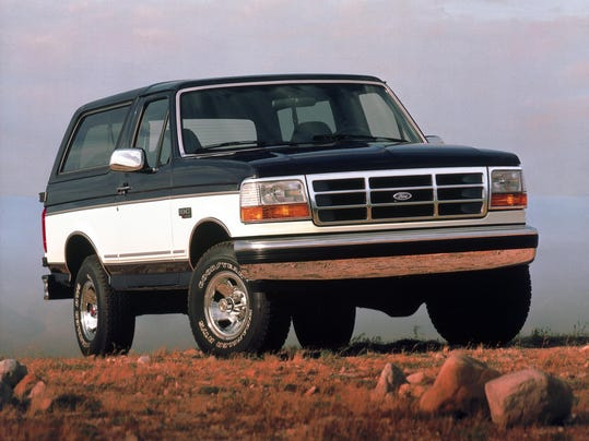 Ford Bronco Poised For Comeback As O J Simpson Leaves Jail