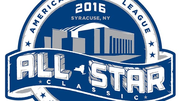 The logo for the AHL All-Star Classic Jan. 31-Feb.