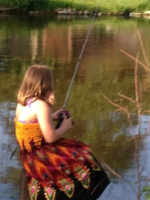 It's free fishing weekend across the state June 4-5.