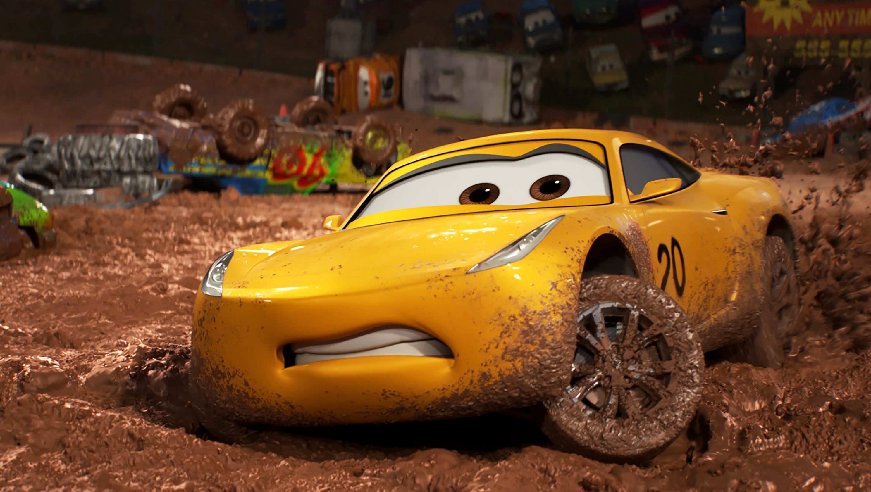 Cars Pixar S Boy Friendly Franchise Now Has A Role Model For Girls