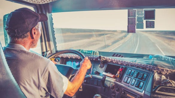 Some types of trucking will become much more difficult.