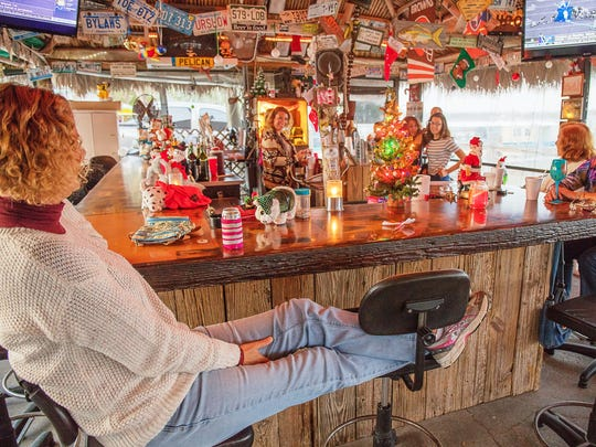 The longtime popular Tiki bar behind Pelican Bend now offers a new dining option for early bird eaters on Friday, Saturday and Sunday afternoons from 4 until 7 p.m.