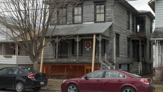The Newtons hosted a study group and literary society at 421 North Albany Street in Ithaca. The nation's first black fraternity, Alpha Phi Alpha, grew out of the gatherings.