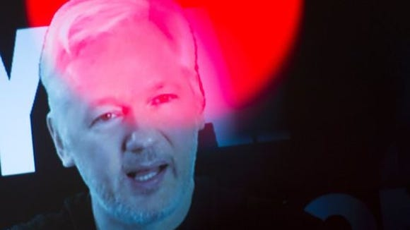Julian Assange promised to upend this November's presidential