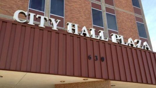 Marshfield City Hall Plaza, 630 S. Central Ave.