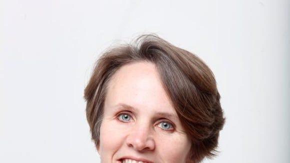 Courier-Journal Medical Writer Laura Ungar