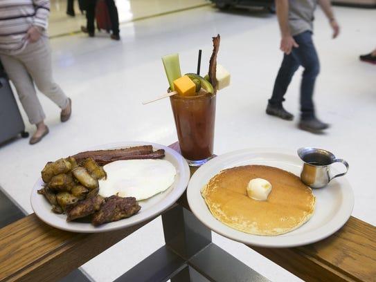 The Matt's Biggest Breakfast dish at Matt's Big Breakfast