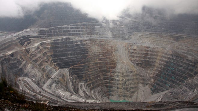 Arizona-based Freeport-McMoRan Copper & Gold generates about $626,000 in revenue per employee. It employs many people in less-developed nations in Asia, Africa and South America.