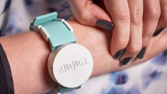 The Emma Watch, a prototype that was shown at Microsoft