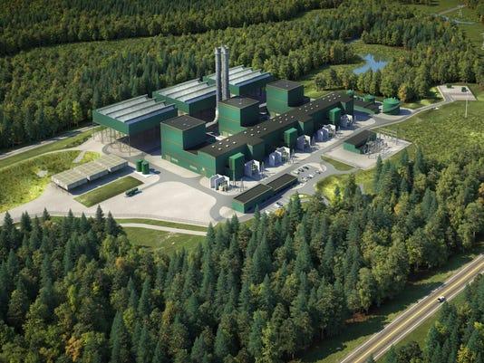 Cricket Valley Energy Center power plant