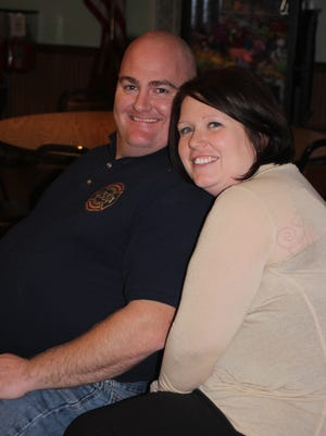 Shellie Wilson and Austin F. Staub are engaged to be married.