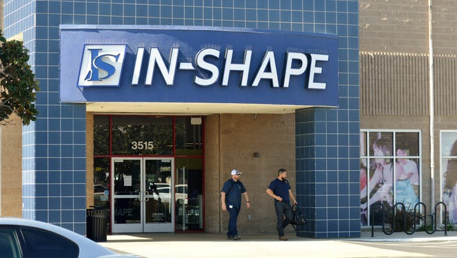 In-Shape Health Club on Caldwell is set to close its doors on March 31.