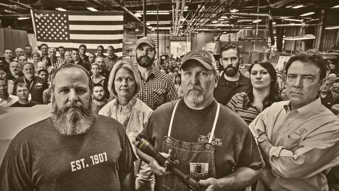 Leupold & Stevens manufactures rifle scopes in Beaverton.
