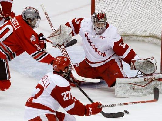 B10 Wisconsin Ohio St Hockey