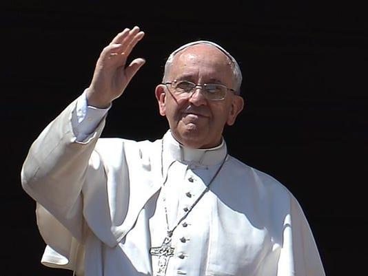 zzz vatican pope easter