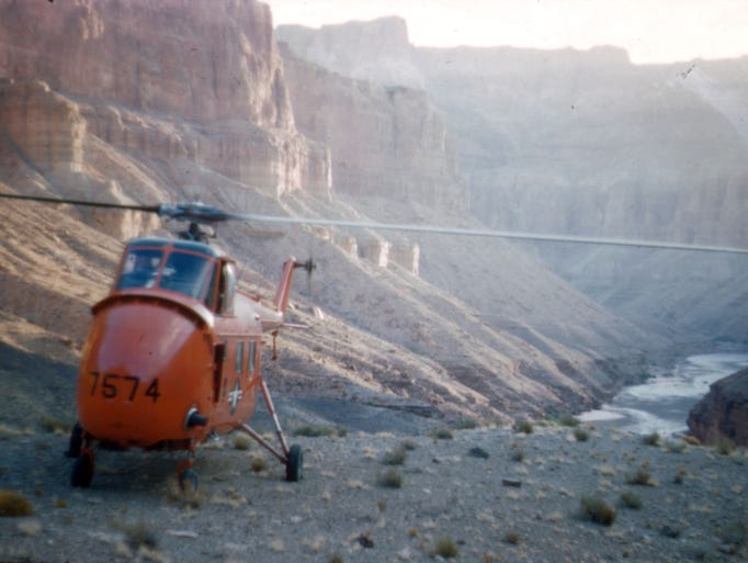 1956 grand canyon collision the creation Unmanned aircraft in the national airspace system  unmanned aircraft in the national airspace system  dc-7 collided over the grand canyon,.