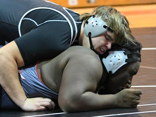 High School Wrestling: Regional Duals