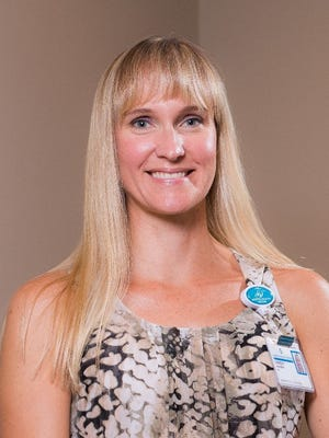 Christy Jackson, Martin Health Physical Therapist