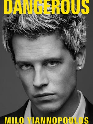 'Dangerous' by Milo Yiannopoulos will be released on June 13.
