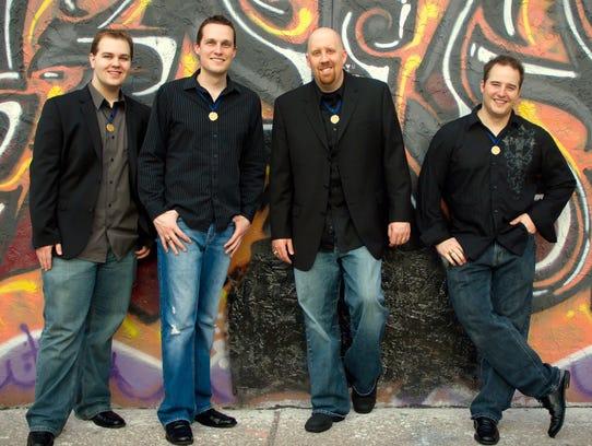 International Champion Quartet Vocal Spectrum