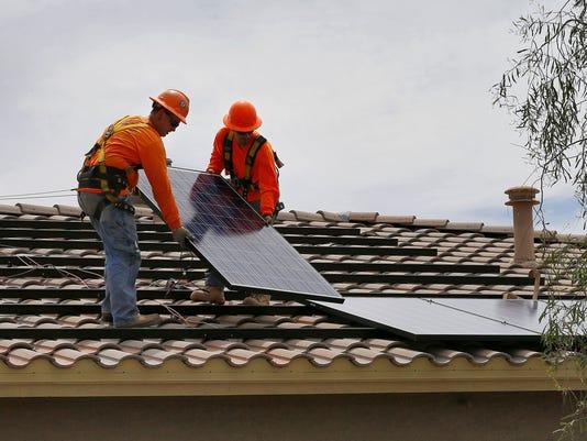 Solar ranking