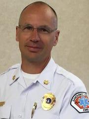 Sandusky County EMS Director Jeff Jackson