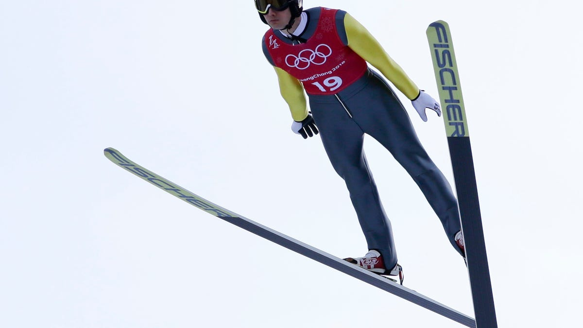 Flying Finn Manninen back for another shot at Olympic glory