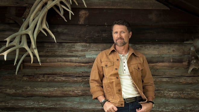 Country hitmaker and outdoorsman Craig Morgan will perform Saturday, Aug. 19, at Montgomery Performing Arts Centre, at the same time as the Buckmasters Expo.