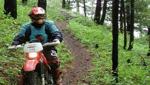 A draft OHV plan will be up for feedback.