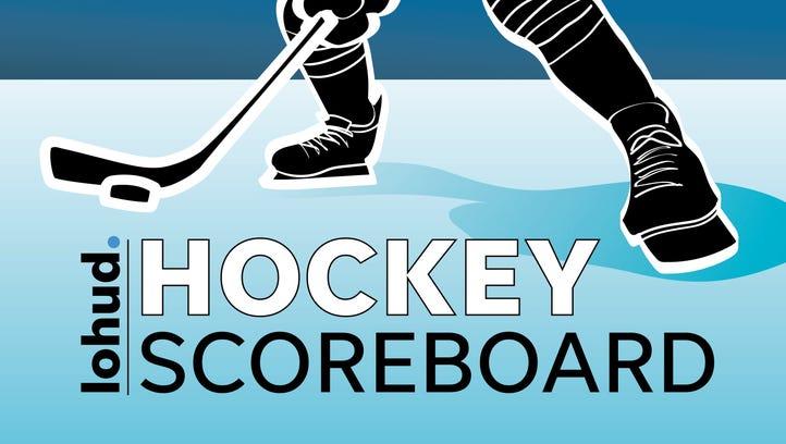 Lohud Hockey Playoff Scoreboard