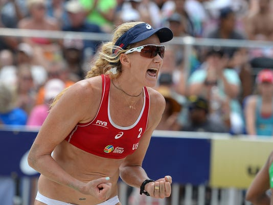 FIVB Long Beach Grand Slam - Day 6