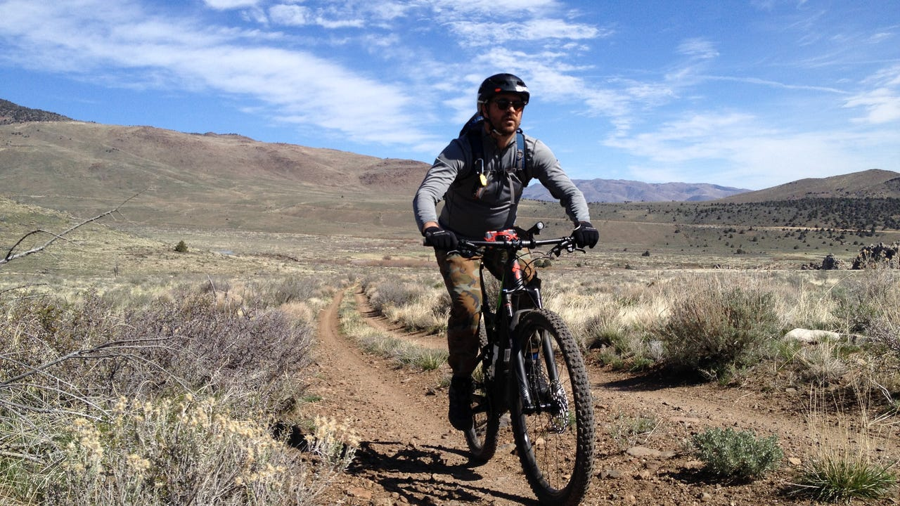 Slinkard Valley to Walker, Calif., isn't the most popular backcountry bike ride in the Eastern Sierra. But it has amazing scenery and is a demanding route that's doable as a day trip from Reno.