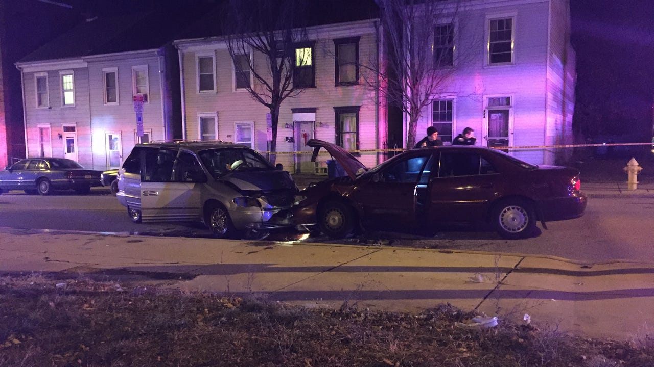 One person was reportedly shot in the 400 block of West Princess Street in York Sunday night.
