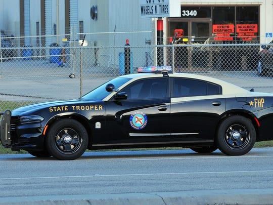 Florida Highway Patrol Traffic >> Traffic Slowed On Southbound I 95 Near Cocoa